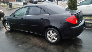 2006 Pontiac G6 Sedan Fresh safety