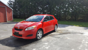 2010 Toyota Matrix, Winter Tires Included