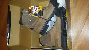 2 pairs of Brand new work boots
