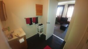 One bedroom on King St. W. $895