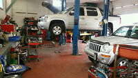Auto Repair and Maintenance Service Business For Sale