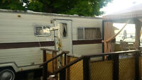 CAMPING TRAILER ON PARK 5MINS AWAY FROM SAUBLE BEACH 39 FOOT LON