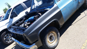81-87 chev FRONT CLIP ONLY