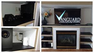 Custom Home Theatre Installation for Residential & Commercial.