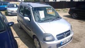 Vauxhall/Opel Agila 1.2 Petrol, MPV, 80,000 miles