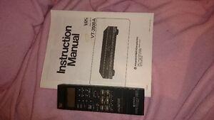 FS:Hitachi VCR VT-2500A London Ontario image 3