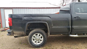 8' Pickup Box & Tailgate - 2015 & Newer GMC 2500 & 3500 Regina Regina Area image 2