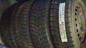 GoodYear Hankook Bridgestone tires rims London Ontario image 7