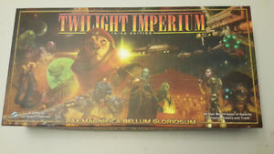 Twilight Imperium 3rd Edition board game