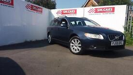 2009 59 VOLVO V70 2.4 D5 (175ps) SE.1OWNER FROM NEW.MASSIVELY MAINTAINED.FULL SH