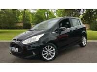 2017 Ford B-MAX 1.6 Titanium Navigator 5dr Pow Automatic Petrol Hatchback