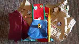 Scout Canada Clothing (Youth)