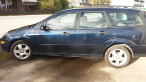 FORD FOCUS 2003 -- NEED TO SELL - OPEN TO OFFERS!