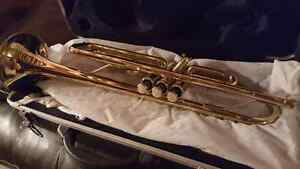 Trumpet in new like condition (with case)