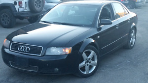 2005 Audi A4 Special Edition