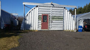 Shop for rent (not commercial zoning)