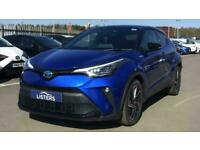 2021 Toyota C-HR HATCHBACK 1.8 Hybrid Dynamic 5dr CVT Auto SUV Petrol/Electric H