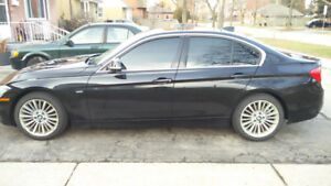 225/45/R18 f30 bmw OEM rims and tires