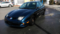2002 Pontiac Sunfire Berline