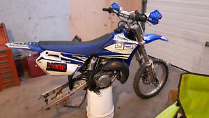 2010 yz85 make an offer cash or trade.