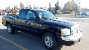 2006 Dodge Dakota Pickup Truck,168 km.