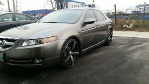 08 Acura TL condition may consider trade for suv
