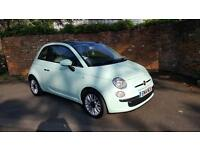 Fiat 500 1.2I LOUNGE S/S 1 OWNER / SERVICED MAY 2017