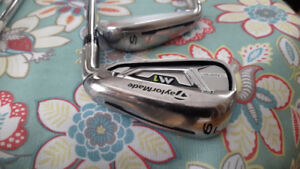 2017 Taylormade M1 Irons (5-SW)