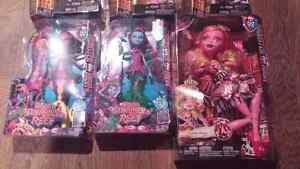 Lot de poupee Monster High dolls new/neuf West Island Greater Montréal image 2