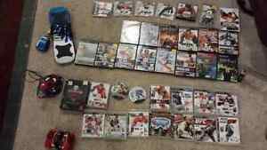 Assorted Video Games for Sale