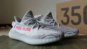 """Adidas Yeezy Boost """"Blue Tint"""" WOMEN Size 8US *IN HAND*"""