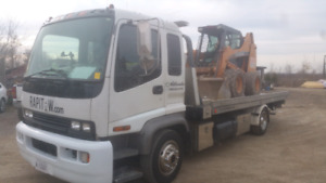 Flatbed TOW TRUCK certified  $25,000