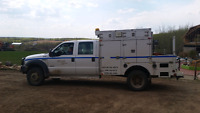 24 hour mobile welding and fab rig for hire