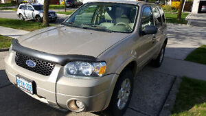 2007 Ford Escape V6 LIMITED 4WD SUV