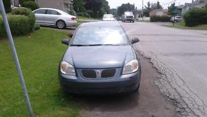 Pontiac poursuit 2006