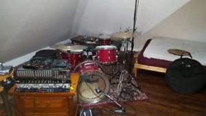 Vintage Stewart Drums