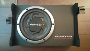 Pioneer 10 inch car subwoofer