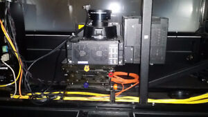Christie Industrial Projector  Entero LED-01