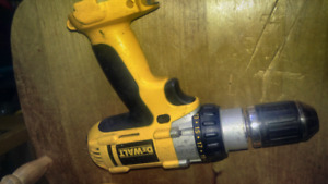 Dewalt Drill no battery