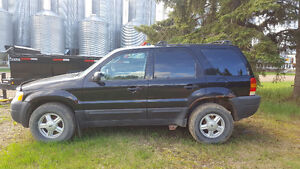 2003 Ford Escape SUV, Crossover-Mechanic Special