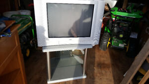 For Sale- TV and Stand
