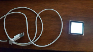 iPod Nano 6th Generation, 8GB