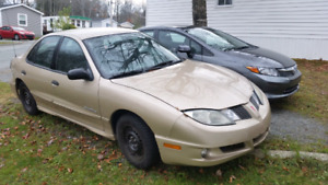 2004 Pontiac Sunfire Sedan