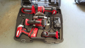 Suitcase of Power Tools for Sale