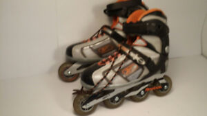 REEBOOK - roller blade- homme taille 10