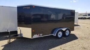 2019 Rainbow Trailers 5' / 6' / 7' Wide Cargo C7X14A23E