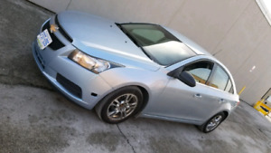2011 Chevrolet Cruze 165km manual transmission mint condition