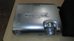 Epson LCD projector New,  zero hours use.