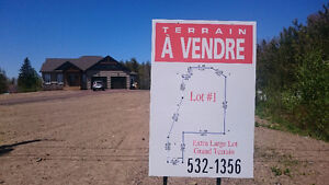 EXTRA LARGE quiet dead end street, Shediac NEW ONLY TWO LEFT!