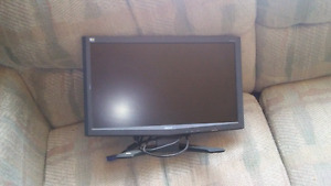 ACER Computer screen with cord